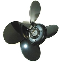 10-1/8 X 15 PITCH VORTEX 4 BLADE PROPELLER SERIES D 35-80 HP OUTBOARDS