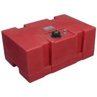 """PLASTIC TOPSIDE FUEL TANKS-24 Gal, 29.25""""L x 19""""W x 12.25""""H"""