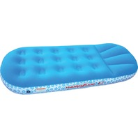 NASH HYDROSLIDE COMFORT TOP POOL FLOAT- Blue (While Qtys Last)