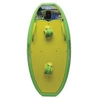 V1G Hydroslide Ski/Wake Versa Board, Green