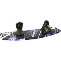 WB1012 HYDROSLIDE  MATRIX FUSION WAKEBOARD with Camo Bindings
