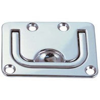 "FLUSH LIFT HANDLE-3"" x 2-1/4"", Uses #8 Fasteners"