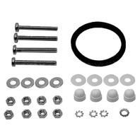 JABSCO QUIET FLUSH/STANDARD/COMPACT Toilet Bowl Installation Hardware Kit
