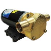 JABSCO WAKEBOARD/SKI BOAT BALLAST PUMP-15 GPM w/Deutsch Connectors
