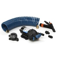 WASHDOWN KIT WITH COIL HOSE-4 GPM Washdown Kit w/Coil Hose