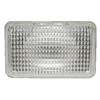 "DECK FLOODLIGHTS-Replacement Bulb 4"" x 6"", 30W"