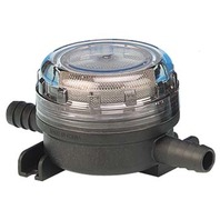PUMPGARD  WATER SYSTEM STRAINER-In-Line Strainer
