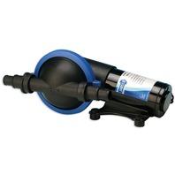 DIAPHRAGM BILGE/SHOWER/SINK DRAIN PUMP-Diaphragm  Pump, 12V, 4.2 GPM