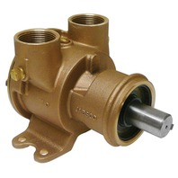 """BRONZE ENGINE COOLING PUMP-1-1/4"""" Bronze Pedestal Pump"""