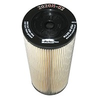 RACOR TURBINE SERIES FUEL/WATER SEPARATOR FILTER-2 Micron Filter for 180 GPH