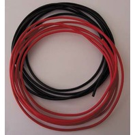 RIG RITE MARINE 8 GAUGE RED/BLACK COPPER WIRE-8/2 Ga., 20'