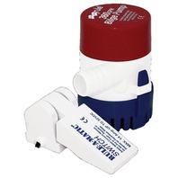 SUBMERSIBLE PUMP 360 GPH-360 GPH w/Non-Mercury Float Switch