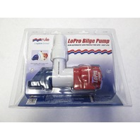 RULE 900 GPH Low Profile Bilge Pump, Non-Automatic