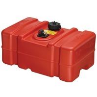 "PORTABLE FUEL TANKS, EPA/CARB COMPLIANT -9 Gallon, 22.9""L x 14.3""W x 11.5""H"