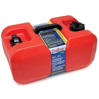"PORTABLE FUEL TANK, EPA/CARB COMPLIANT -6 Gallon, 19.3""L x 12.2""W x 10.2""H"