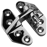 "HATCH HINGE-2-5/8"" x 2-7/8"", Uses #10 Fasteners"