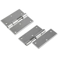 "PONTOON LIFT GATE BUTT HINGE-2-1/2"" x 2-3/4, Left Side, Pair"
