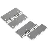"PONTOON LIFT GATE BUTT HINGE-2-1/2"" x 2-3/4, Right Side, Pair"