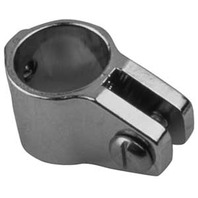 "TOP FITTINGS, ZINC/CHROME-Jaw Slide; Tube O.D. 7/8"", Pair"