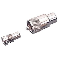 UHF CABLE REDUCER FITTING-PL-259 Connector, Male