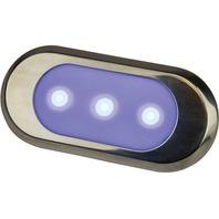 LED SURFACE MOUNT COURTESY LIGHT-White LED