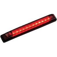 """LED STRIP LIGHTS-6"""" x 3/4"""", Red LEDs"""