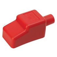 "BATTERY TERMINAL COVERS, SEADOG-For 1/2"" Cable, Red Cover Only, Bulk"