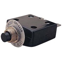 THERMAL AC/DC CIRCUIT BREAKER-8 Amp: AC/DC