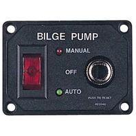 BILGE PUMP SWITCH/CIRCUIT BREAKER-3-Way Switch/Circuit Breaker