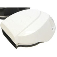 SONIC MINI COMPACT HORN-Mini Compact Boat Horn, White