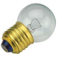 MED SCREW BASE LIGHT BULB-12V, 15W, 1.25A, #27