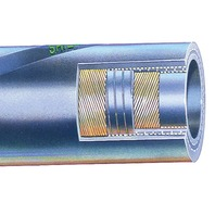 "Shields Marine TYPE A2 FIRE-ACOL FUEL FILL HOSE-1-1/2"" x 10', Boxed"