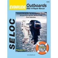 SIERRA SELOC REPAIR MANUAL Evinrude 2002-14 15-300 Hp, 2-stroke Fuel Injected