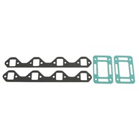 EXHAUST MANIFOLD GASKET SET-Ford 302/351 CID (for use with 18-1998-1)