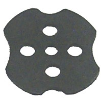 FILTER CAP TO PUMP GASKET Johnson/Evinrude/BRP 331363, 338876