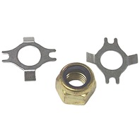 PROP HARDWARE FOR MERCURY, MERCRUISER-Prop Nut/Tab Washer Kit