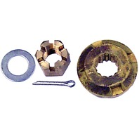 PROP HARDWARE FOR SUZUKI-Prop Nut Kit, For DT40/55/65