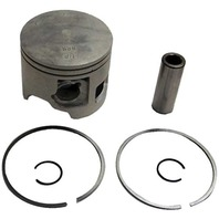 PISTON KIT FOR YAMAHA-Std Bore; V-6 Loop Charged 1992-2001; Stbd 6R5-11631-11-93