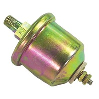 OIL PRESSURE SENDER, SIERRA-10-32, 0-80 PSI Single Station