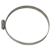 """STAINLESS STEEL HOSE CLAMPS-Std 072, 3"""" - 5"""", Mercruiser OE #'s 54-31765, 54-815504372"""