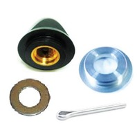 PROP HARDWARE FOR YAMAHA/SUZUKI-Prop Nut Kit; F2.5/F4(2001&Up), F6(2006&Up)