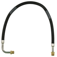 "18-8115 Mercruiser Fuel Line Hose, 3/8"" x 25"" Fuel Pump to Carburetor Connection"
