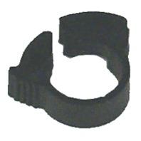 NYLON SNAPPER CLAMPS-Size 2, .360-.406, Black