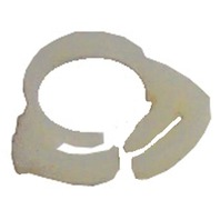 NYLON SNAPPER CLAMPS-Size 4, .410-.468, Natural