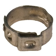 """OETIKER  STAINLESS STEEL HOSE CLAMPS-7/16"""" Dia."""