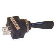 DUCK BILL TOGGLE SWITCH-Off-On, 2 Terminals, SPST  FIG 1