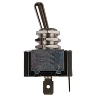 HEAVY DUTY 25 AMP TOGGLE SWITCH-Off/On, SPST  FIG 1