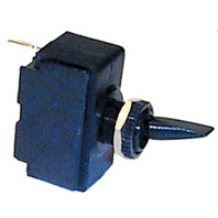 SIERRA STANDARD TOGGLE SWITCH-Mom. On-Off, SPST  FIG 1