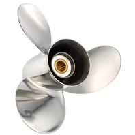 TITAN (E) Stainless 15.5 X 15 Propeller for MERCURY/MERCRUISER/HONDA 135-300 HP