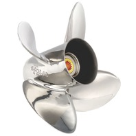 HR TITAN4 (E) Stainless 4-Blade 14 X 21 for Yamaha 150-300HP Outboards